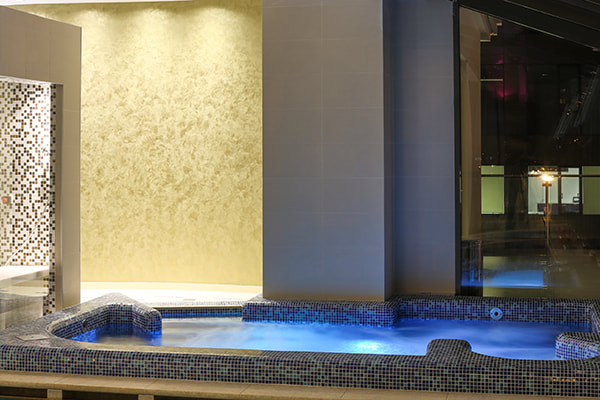 Spa at Hotel International in Iasi, Romania